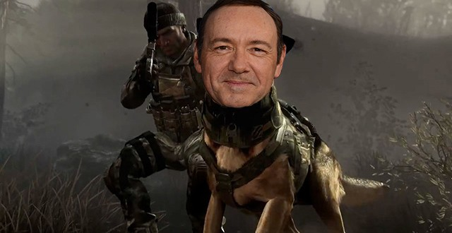 Call of Duty: Advanced Warfare, Starring Kevin Spacey