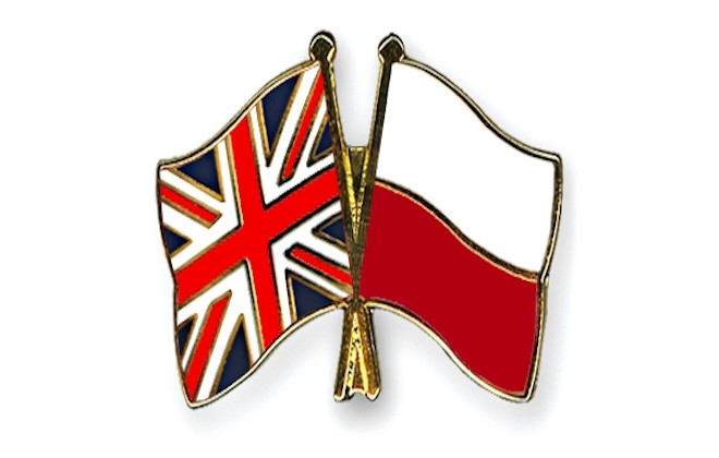 The Polish on British culture