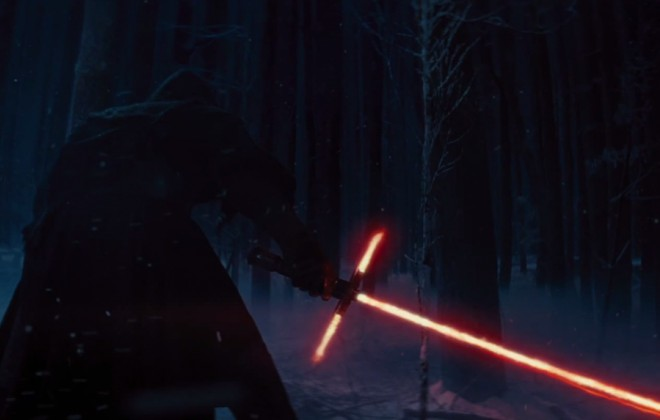 Star Wars: Episode VII Official Teaser Trailer