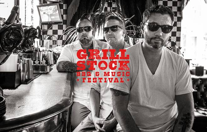 Fun Lovin' Criminals to headline Grillstock Festival