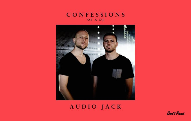 Confessions of a DJ: Audiojack