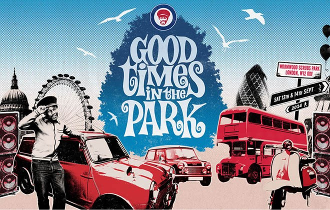 Good Time in the Park: Lineup announced