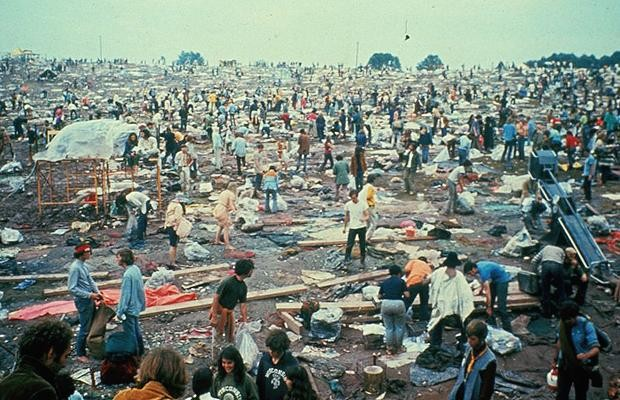 Artist Fees For Woodstock