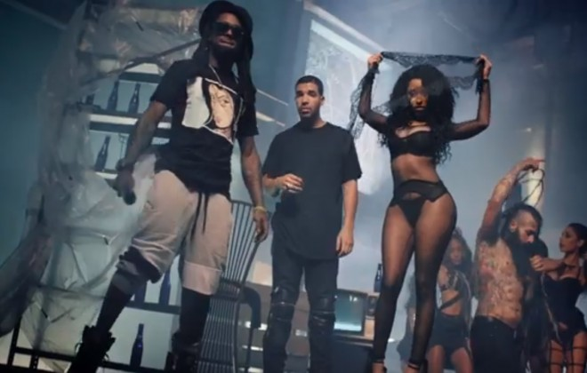 Nicki Minaj and Co Release New Video For Only