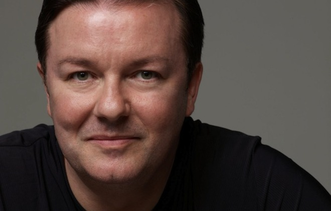 Ricky Gervais: Over?
