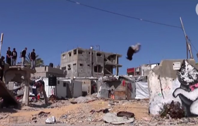 The Parkour Guide To Gaza