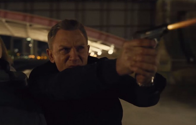 The New James Bond 'Spectre' Trailer Is ROWDY