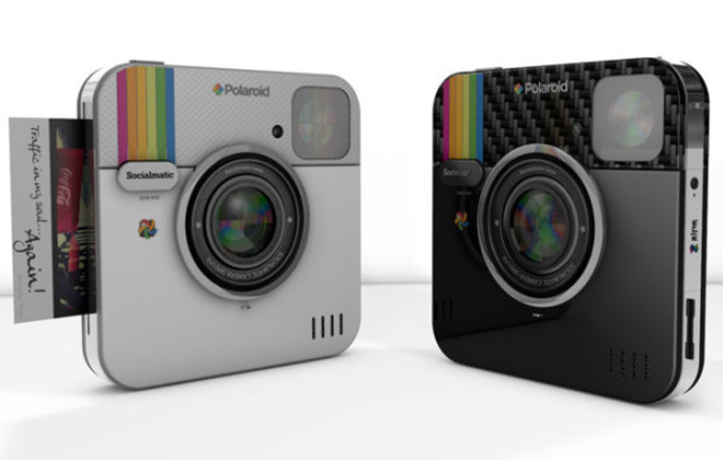 The Instagram Camera