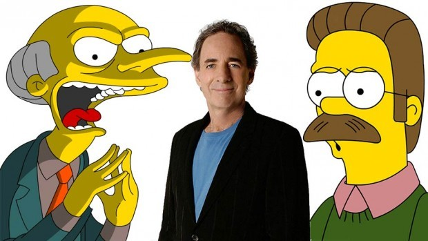 Harry Shearer Fired From The Simpsons
