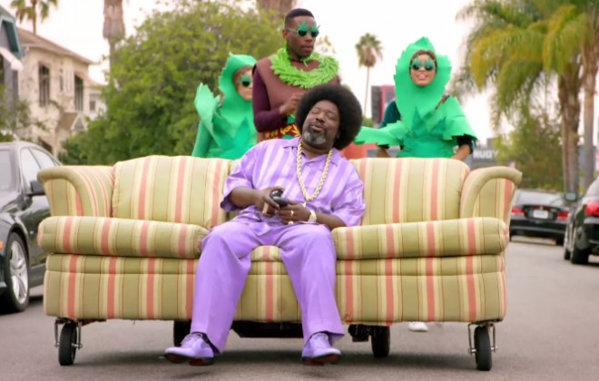 Afroman Revisits Because I Got High