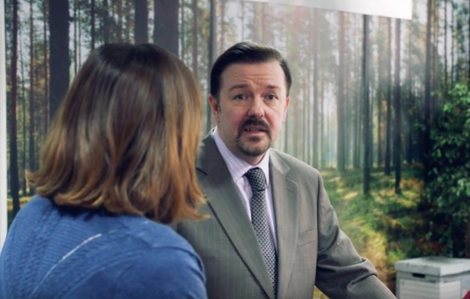 Trailer: David Brent - Life On The Road