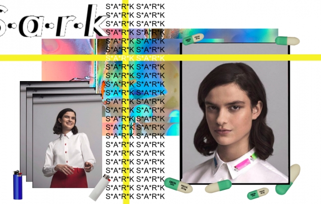 Get to know New London brand S.a.r.k