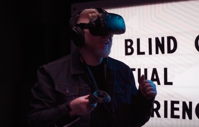 Blind Gamer Has An Amazing Time Using Virtual Reality