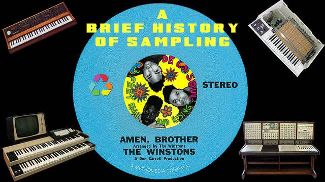 Eclectic Method's Brief History Of Sampling