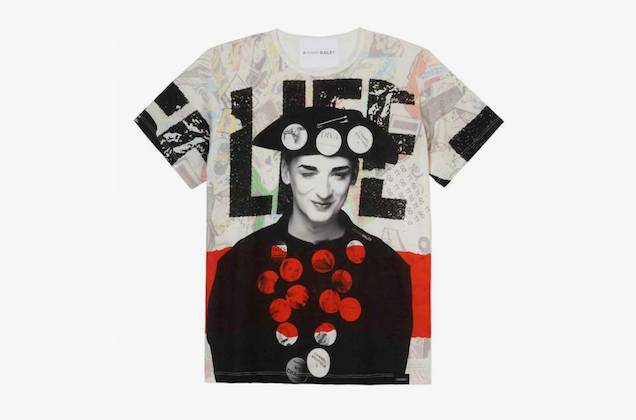 David Bailey's Musical Icon T-Shirt Collection