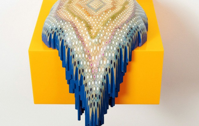 Staedtler Pencil Sculptures By Lionel Bawden