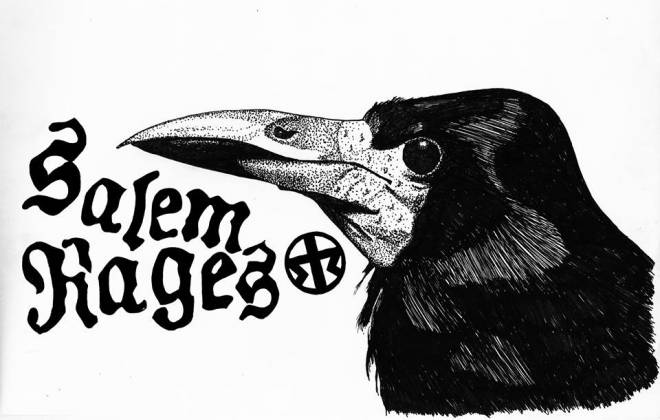 Design A Salem Rages Back Patch!