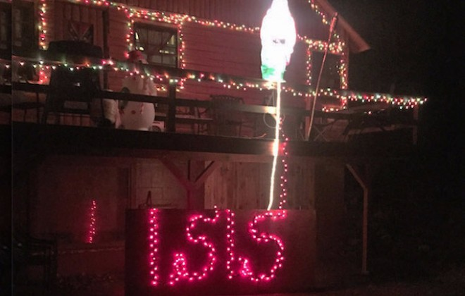 Maine Family Wish ISIS A Merry Pissmas
