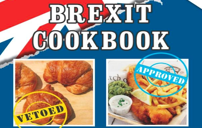 The Brexit Cookbook Gives You A Taste Of The Future