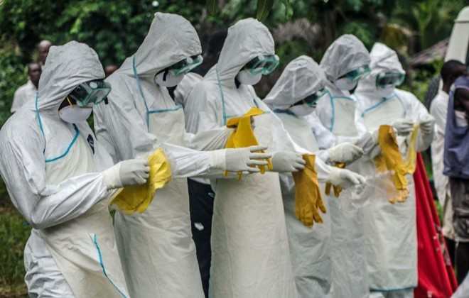 Five People Who Should Get Ebola