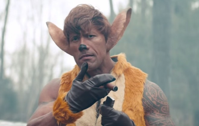 Bambi - Starring The Rock