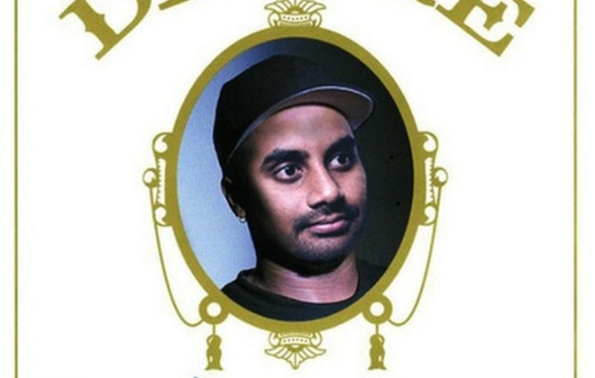 Aziz Ansari On Rap Records
