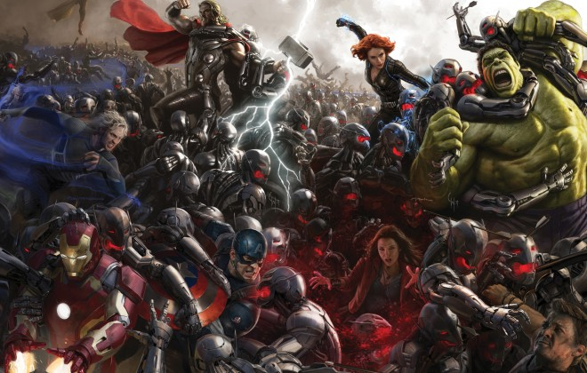 Film review: Age of Ultron