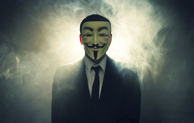 Anonymous To Take On The EDL