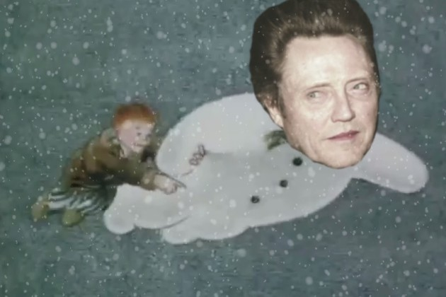 Christopher Walken In The Air