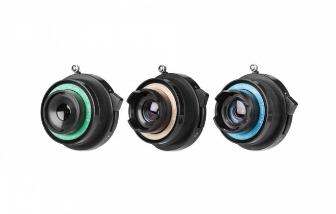 Lomography's New Lenses