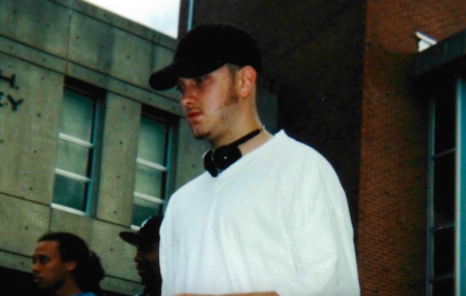 Partners In Rhyme Documents Eminem's Early Music Career
