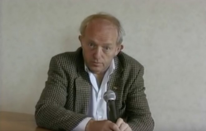 Remember When Paul Daniels (RIP) Was On Brass Eye?
