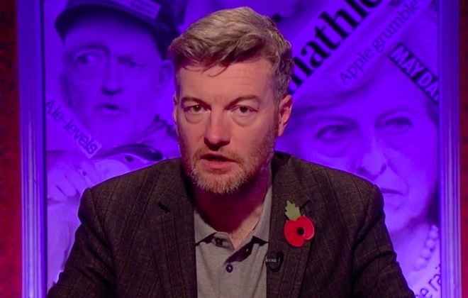 Charlie Brooker Masterfully Sums Up The Mood Of A Dramatic Week