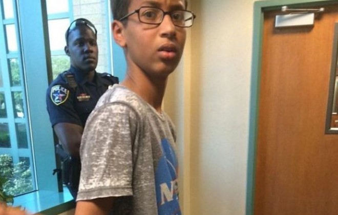 Twitter's Response To Ahmed Mohamed & His Homemade Clock