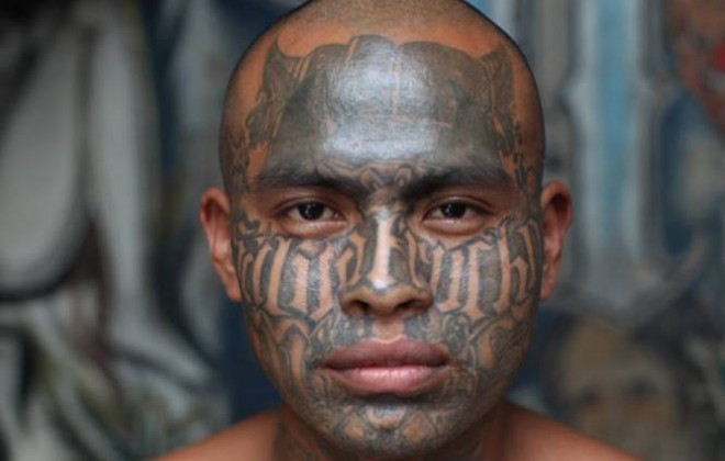 MS-13 In El Salvador