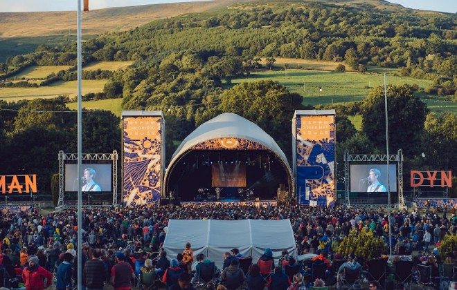 Follow The Joy At Green Man Festival