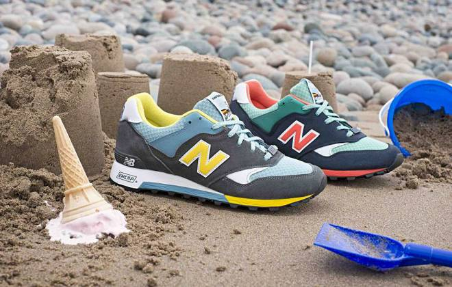 New Balance's Victorian Seaside Shoes