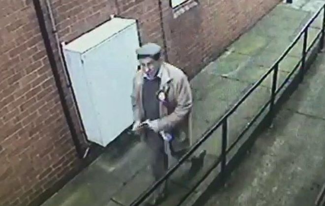 UKIP Campaigner Caught Pissing On Pensioner's Fence In Stoke
