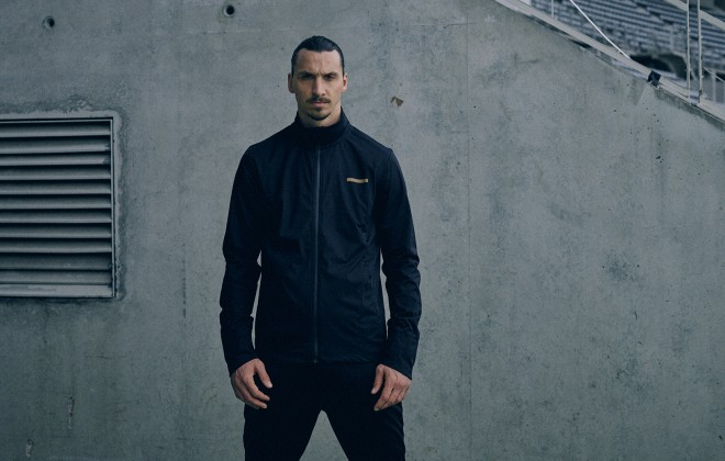Zlatan Ibrahimovic Launches New A-Z Sportswear Brand