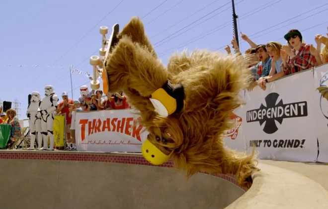 Vans x Star Wars 80s Skate Contest Video
