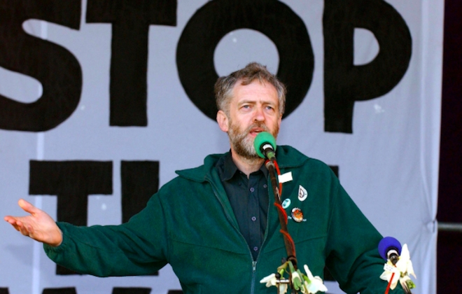 Jeremy Corbyn Warns of Terrorism to Come In 2003
