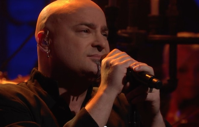 Nu-Metal's Top Boys Disturbed Cover Simon & Garfunkel Not Too Badly
