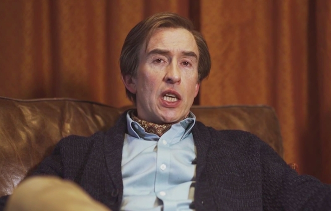 Alan Partridge Announces New Book About His Travels