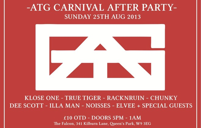 ATG And Staunch Carnival Afterparties