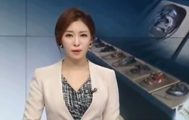 Live News Report Captures Moment South Korea's Biggest Ever Earthquake Hits