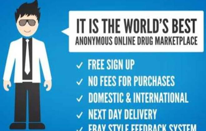 Online Drug Black Market Makes Twee Commercial