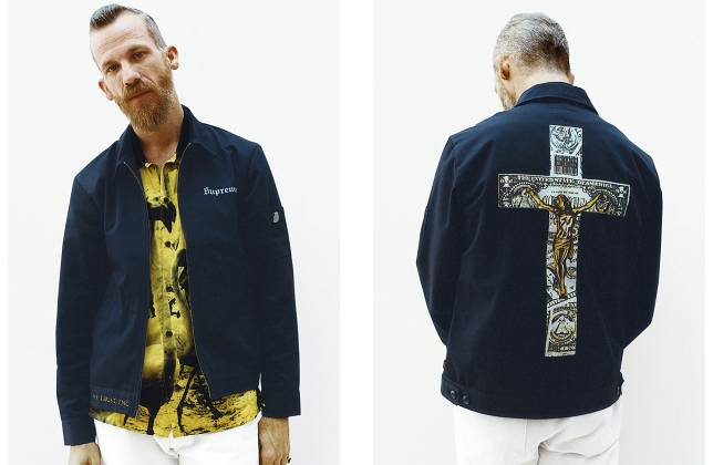 Jason Dill And The Supreme Spring/Summer 2014 Lookbook
