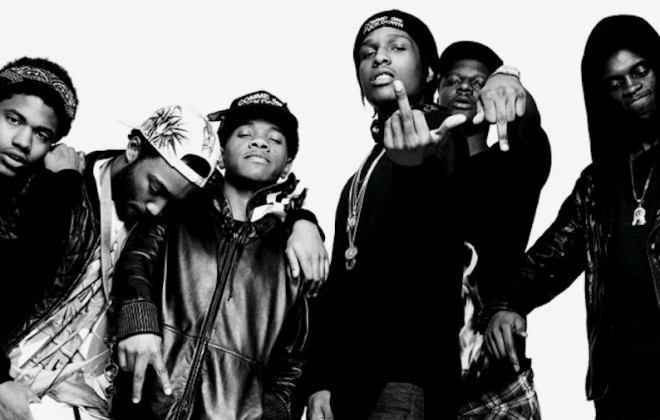 A$AP Mob Pay Tribute To Nas With New Track Presidents