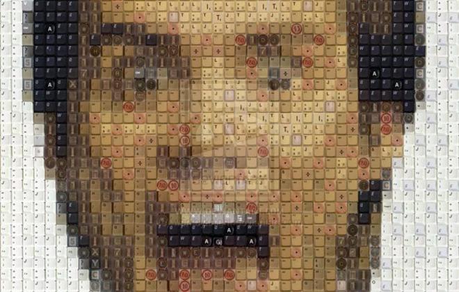 Celebrity Micro Mosaics