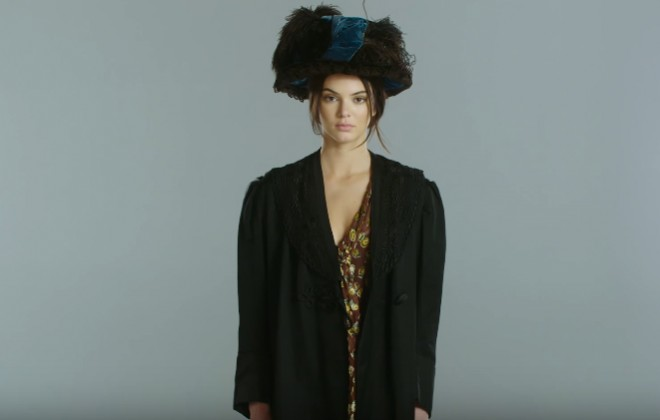 Let Kendall Jenner Teach You About The Suffragettes